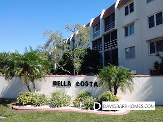 View of Bella Costa condos in Venice fl