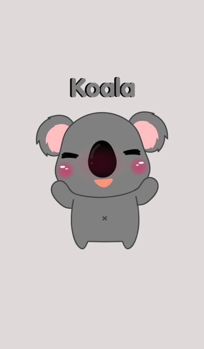 Cute Koala Theme