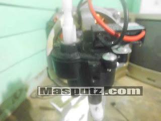 gear box swing rusak