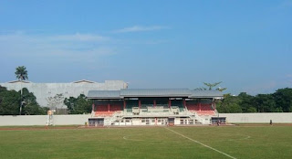 Panpel PSKC vs Persib Sediakan Dua Layar Lebar di Sekitar Stadion