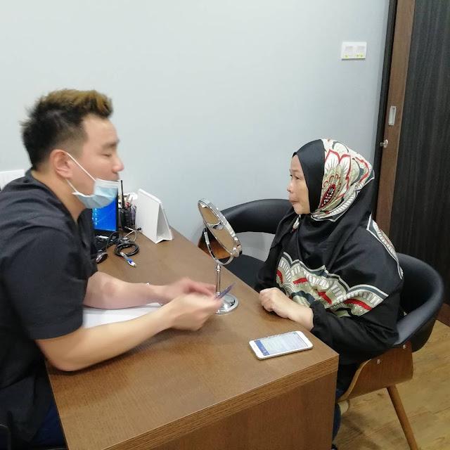 Merawat Wajah Dengan Kaedah Laser di Premier Clinic