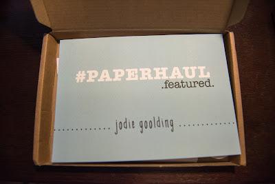 #PaperHaul