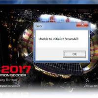 "Cara Atasi Error ""Unable to initialize SteamApi"" di PES 2017"