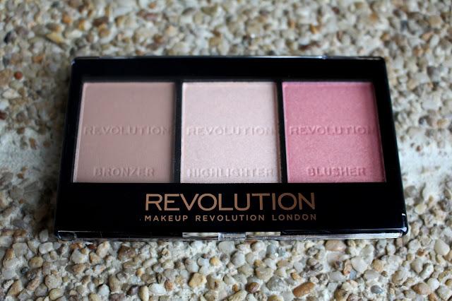 palette contour makeup revolution