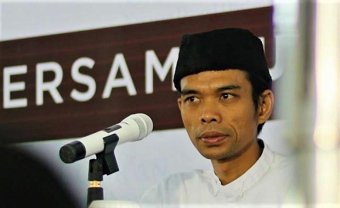 Awas! Nama Ustadz Abdul Somad Mulai Dipakai Untuk Menipu Umat Dengan Modus Ini...