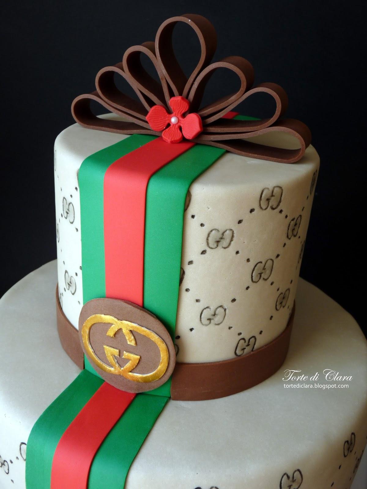 Torte Di Clara Gucci Cake 2
