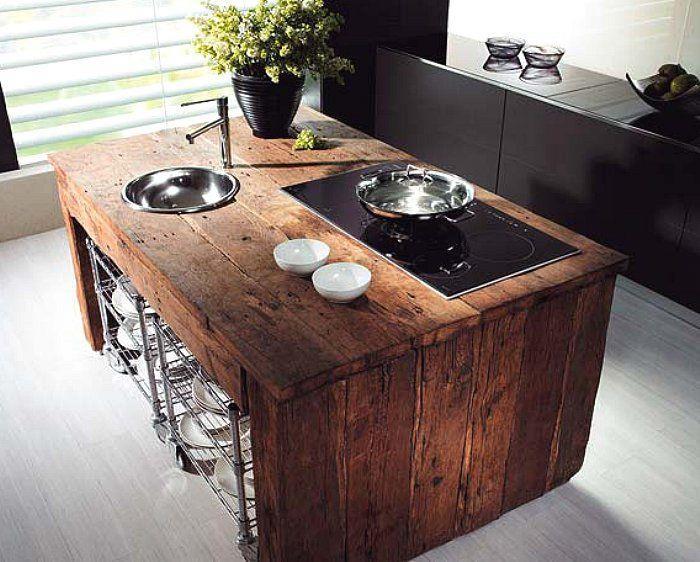 Diy Kitchen Island With Sink Home Interior Exterior Decor Design Ideas