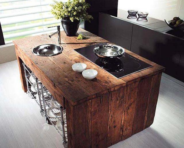 Diy Kitchen Island With Sink repurposed kitchen island ideas | best kitchen ideas