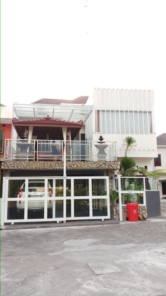 Rumah Mewah Lux 2 Lantai Kolam Renang dalam Perumahan Exclusive di Palagan utara Hotel HYATT
