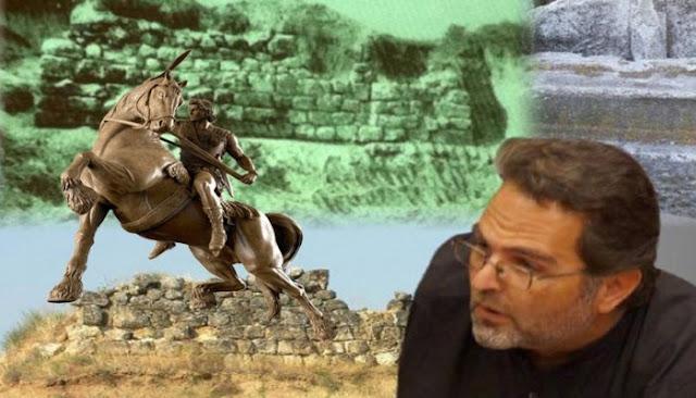 Σημαντικές αποκαλύψεις στη Ρωσία για τον τάφο της Αμφίπολης