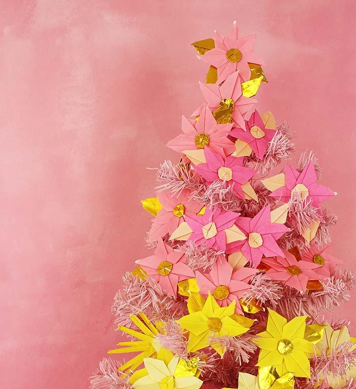 origami poppy flower instructions