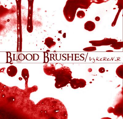 Brushes Halloween Photoshop