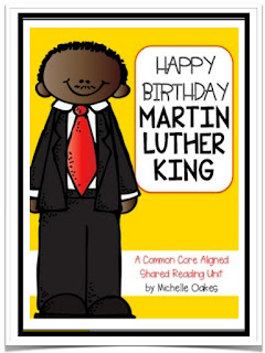 https://www.teacherspayteachers.com/Product/Martin-Luther-King-A-Literature-Unit-1645493