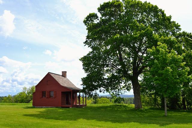 Національний історичний парк Саратога. Стілвотер, Нью-Йорк (Saratoga National Historical Park, Stillwater, NY)