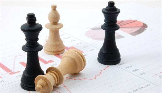 نموذج إدارة الاستراتيجية مع التوضيح بالصور