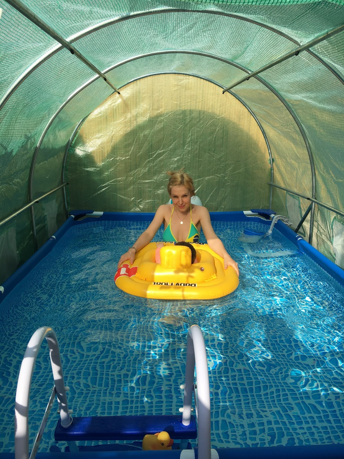 Best piscine de jardin tubulaire contemporary amazing for Auchan piscine tubulaire