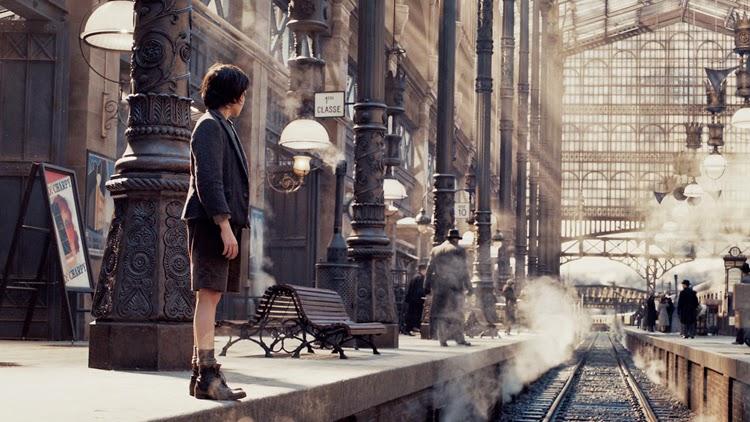 Paryż, wnętrza filmowe, scenografia filmowa, Montparnasse