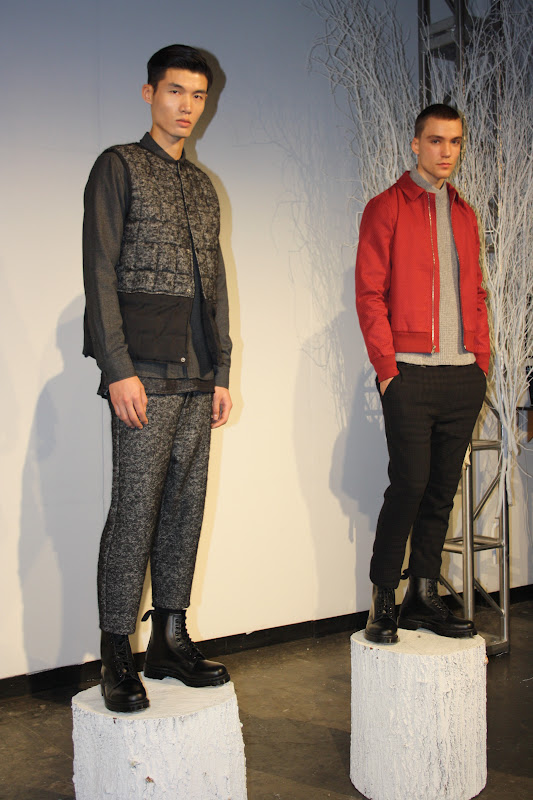 Inspection Report: Matiere Fall/Winter '16 Presentation