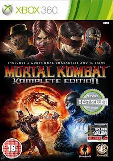 Mortal Kombat Complete Edition Xbox360 free download full version