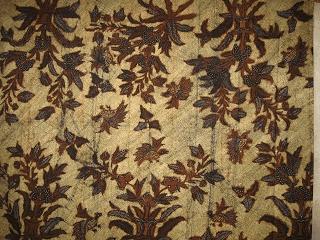 Batik Lorok Pacitan Di Era 1960