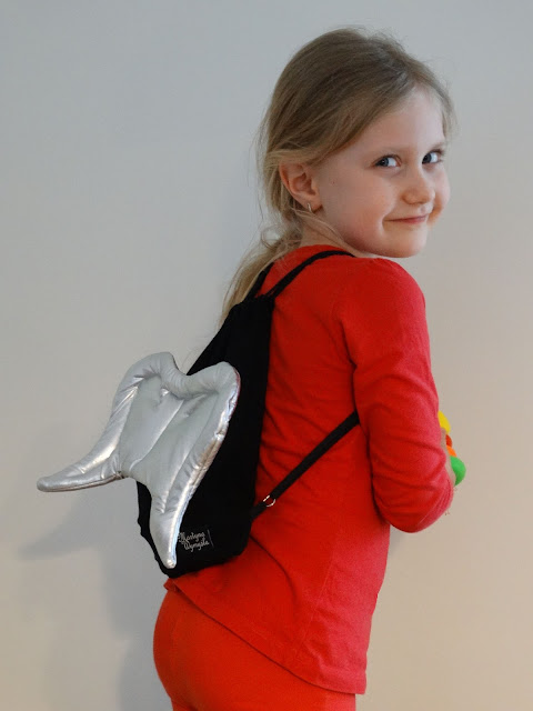 plecak worek dla dzieci srebrny 6