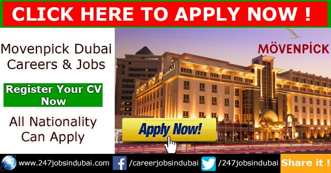 Latest Careers and Jobs at Movenpick UAE