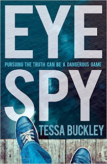 Eye Spy - a mystery story for children aged 9+ by Tessa Buckley