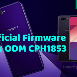 Firmware Vivo V9 (PD1730F) QUALCOMM 2108 - TUSERHP