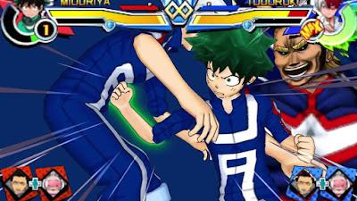 My Hero Academia: Battle for all Screenshot 1