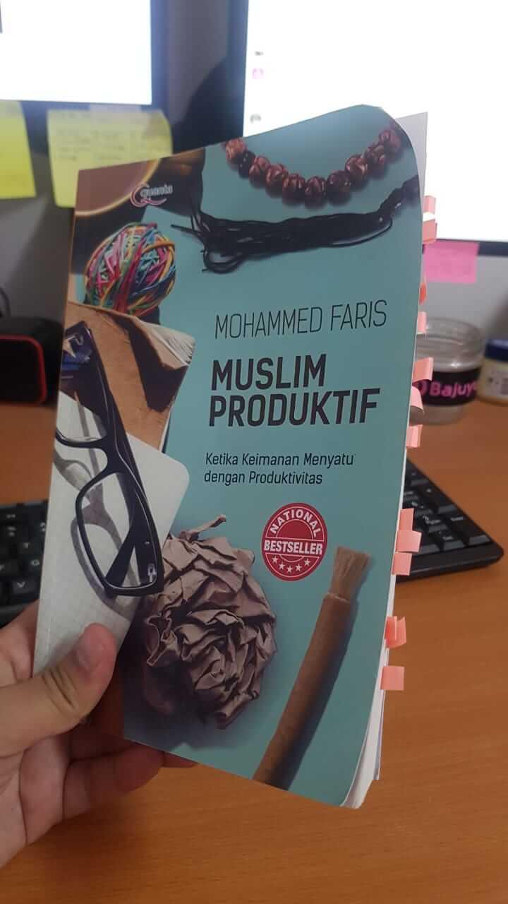Buku Muslim Produktif karya Mohammed Faris