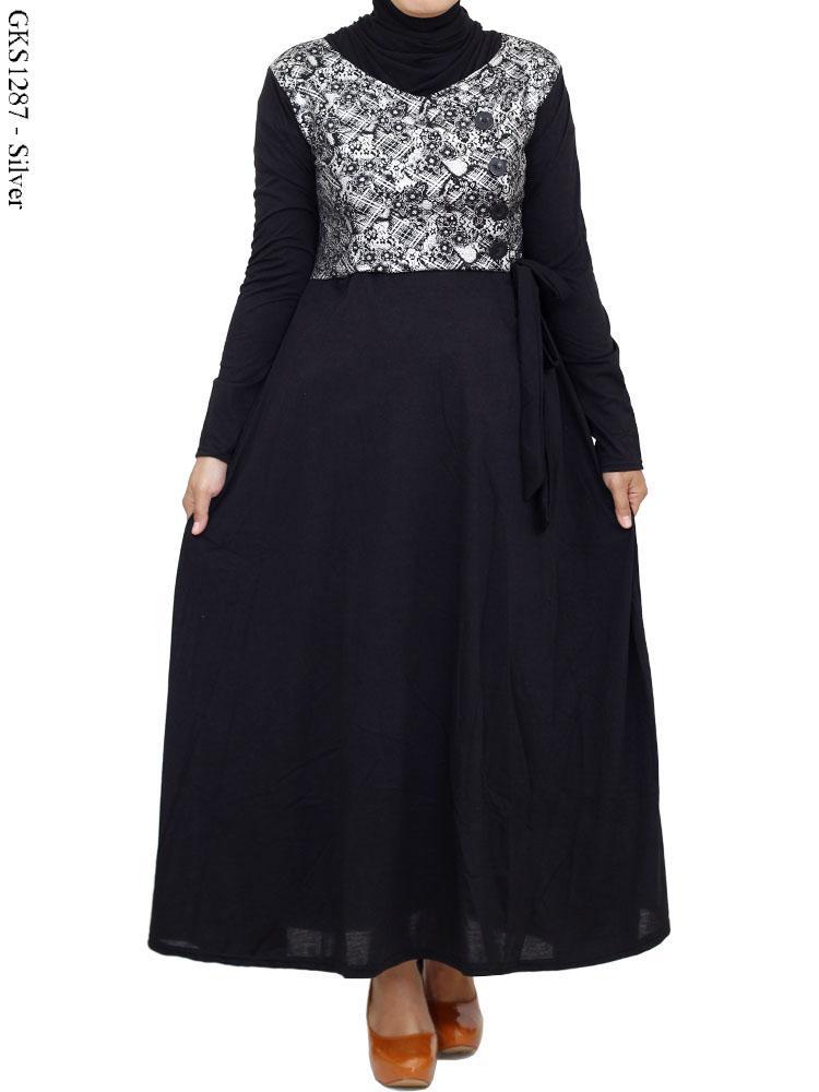 Baju Gamis Syar 39 I Murah Meriah Gamis Murni