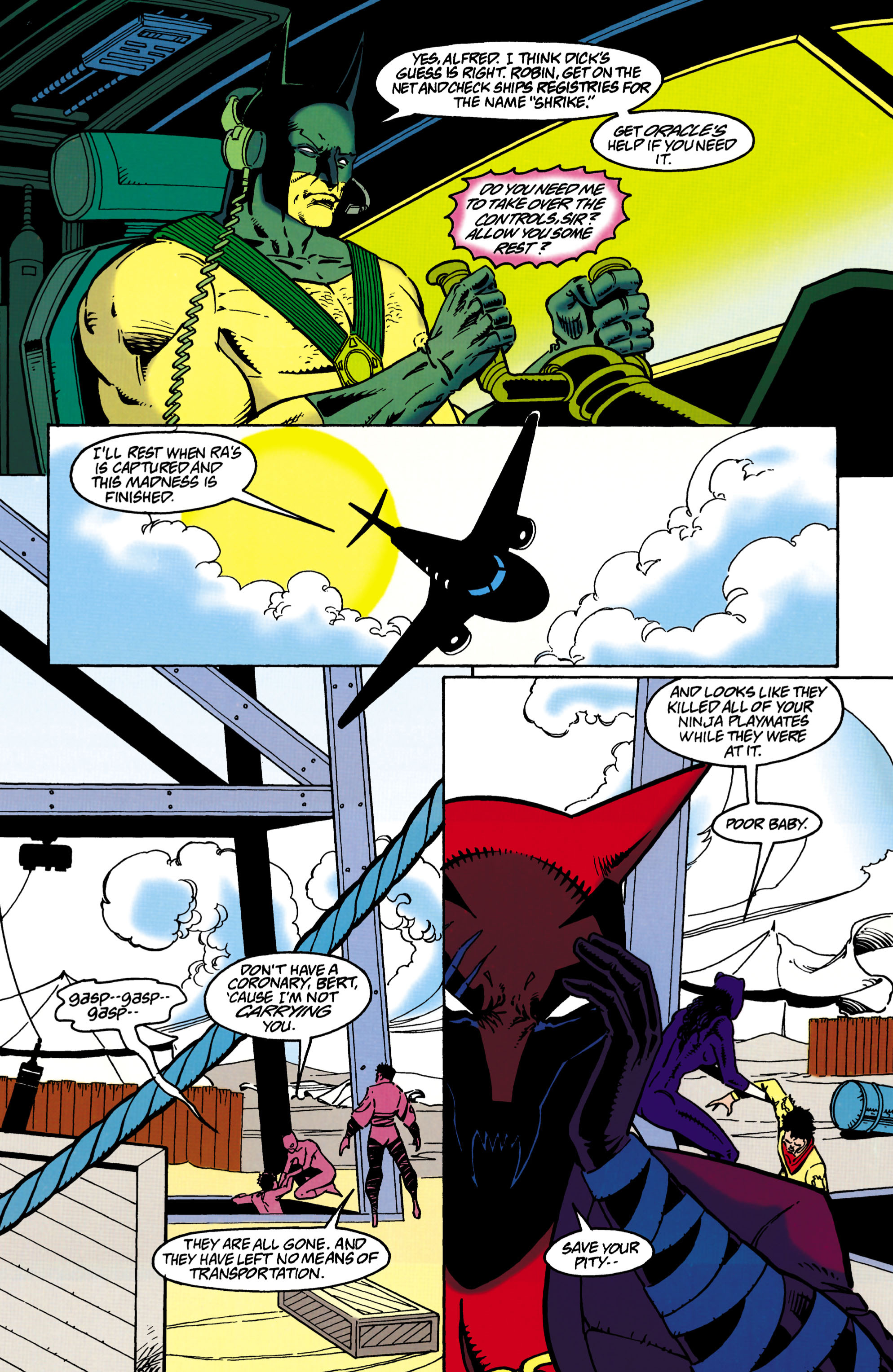 Catwoman (1993) Issue #36 #41 - English 12