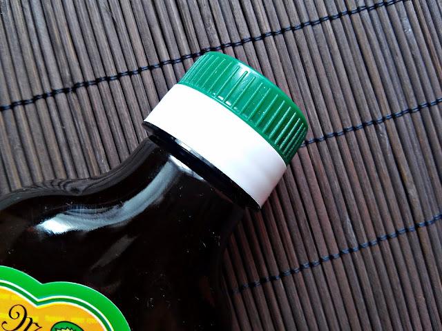 Mirolla - Olejek łopianowy z nagietkiem, zamknięcie opakowania