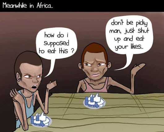 Meanwhile in Africa ~ Fun Will Be