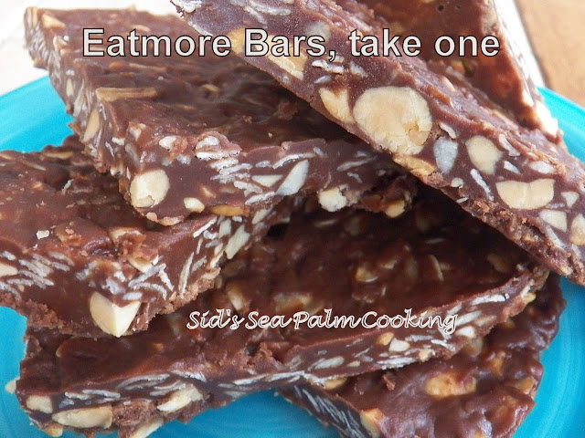 Eatmore Bars, take one
