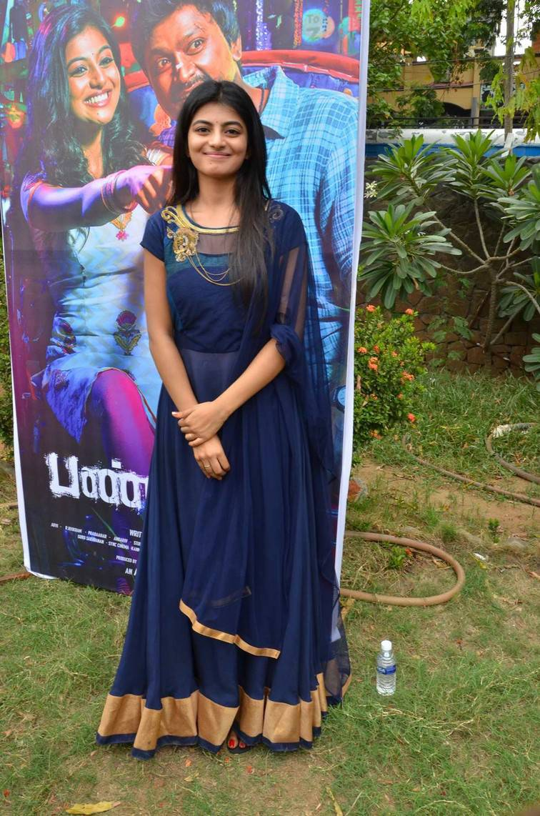 Anandhi At Pandigai Press Meet Event Stills