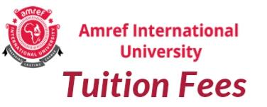 Tuition fees Amref international university 2018/2019