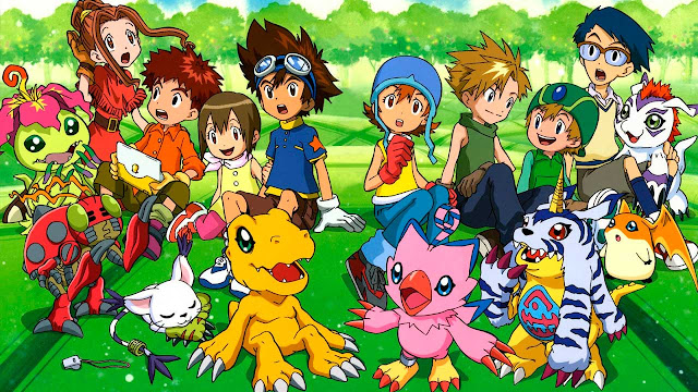 Digimon Adventure Chapter List - AVOID FILLING