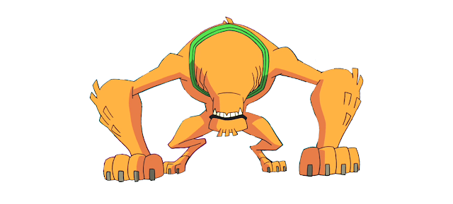 Ben 10 Alien - Wildmutt wallpapers