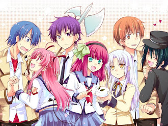 Angel Beats! – Ost Opening & Ending : Mp3