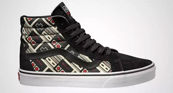 Vans X Nintendo, Fashion, gamer, Nintendo, Vans, Off the wall, vansxnintendo