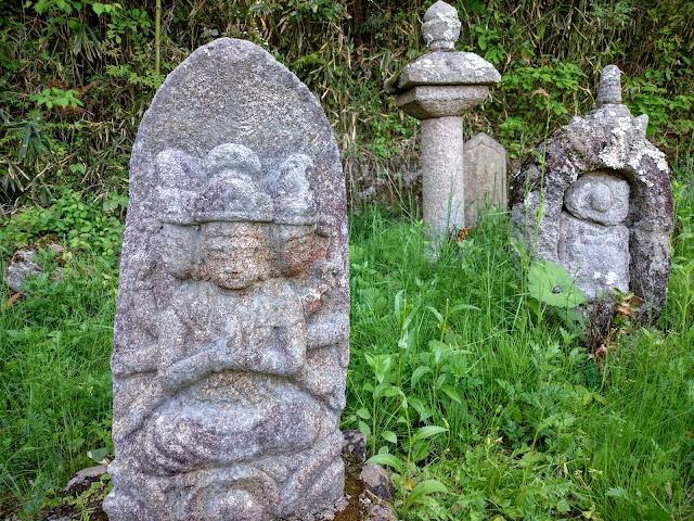 大庵寺石造遺物