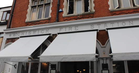 No. 197 Chiswick Fire Station | Sunday Brunch | Amelia Kay
