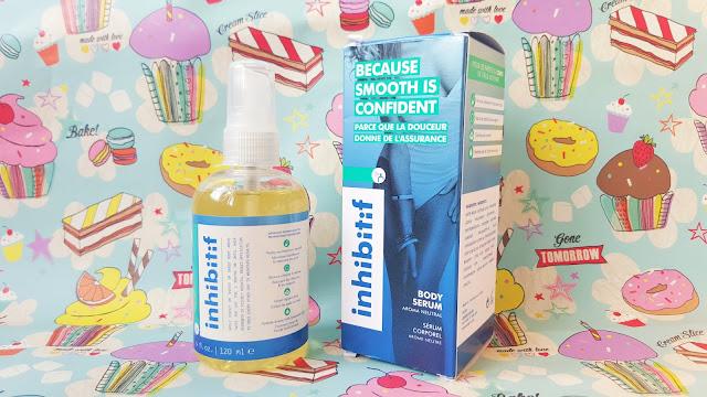 Happy Valentine's Day with HQHair & Inhibitif Body Serum