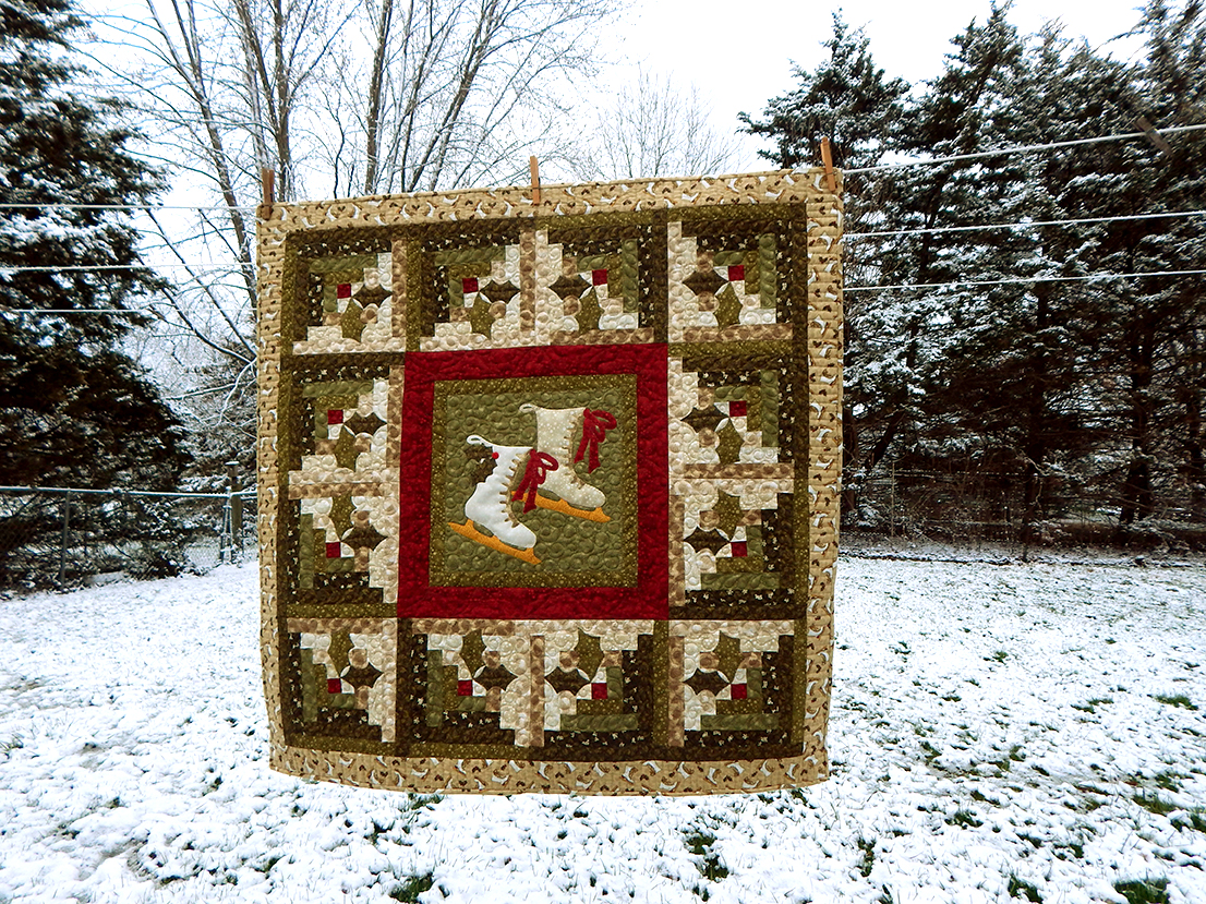 Christmas in July: Winter Wonderland | Sew in Love {with Fabric ...