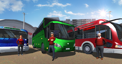 City Bus Simulator 2016 MOD APK-City Bus Simulator 2016