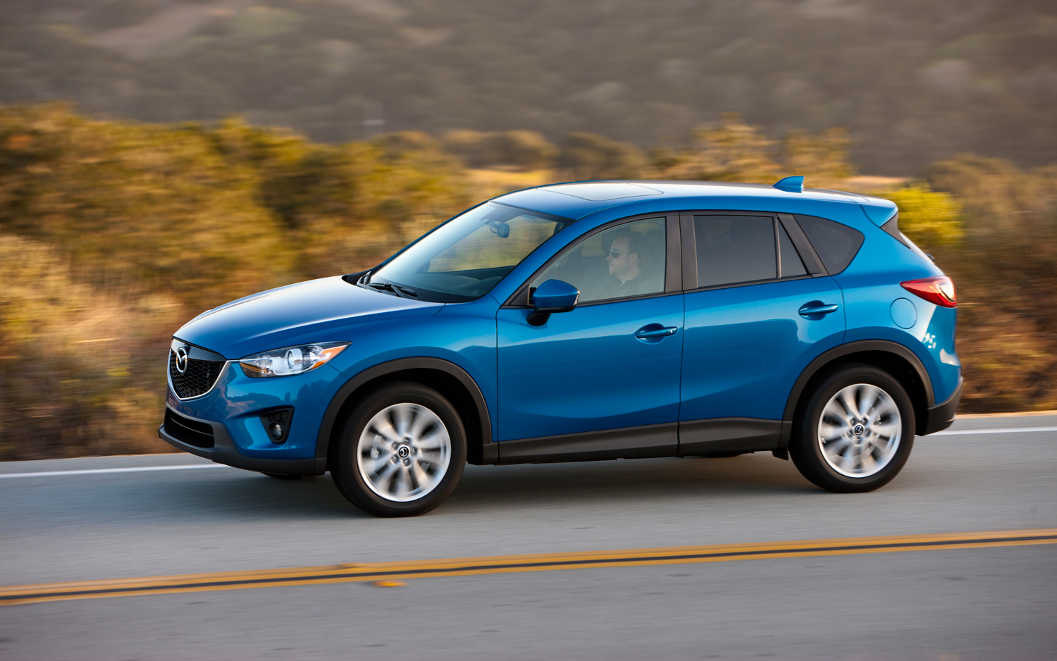 2014 Mazda Cx 5 Gets 185 Hp 2 5l I 4 New Cars Reviews