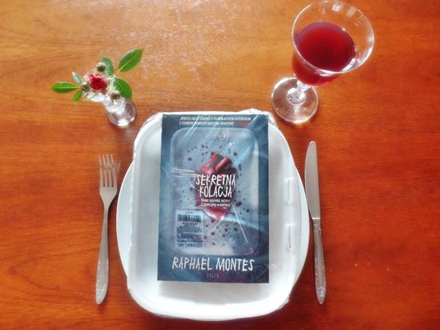 Sekretna kolacja – Raphael Montes. Przedpremierowo