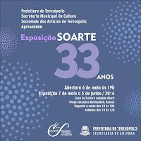 33 anos da Soarte – Sociedade dos Artistas de Teresópolis