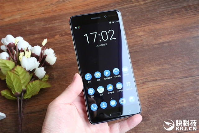 Nokia 6 Display